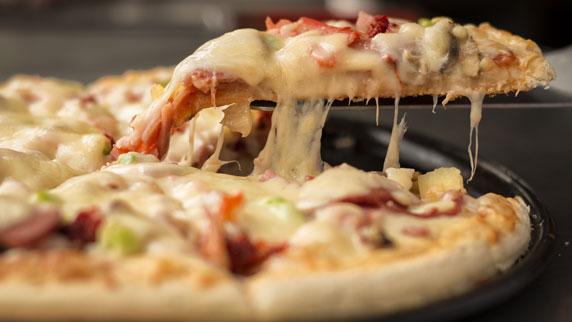 CUSTOMIZED PIZZA BAR